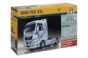 Italeri 3877 MAN TGX XXL
