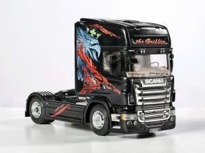 Italeri 3879 Scania R730 The Griffin