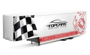 Italeri 3936 Racing Trailer