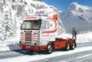 Italeri 3944 Ciężarówka Scania Streamline 143H 6x2