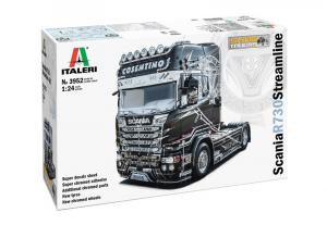 Italeri 3952 Ciężarówka Scania R730 Streamline