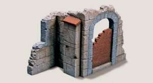 Italeri 409 Church door