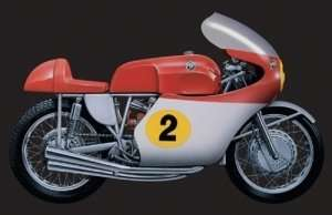 Italeri 4630 Motocykl MV Agusta 500 4 Cilindri 1964