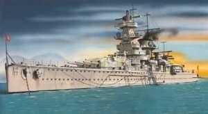 Italeri 502 Admiral Graf Spee