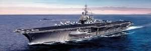 Italeri 5520 USS Saratoga CV-60