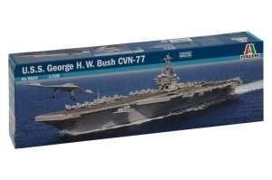 Italeri 5534 USS George H.W. Bush CVN-77