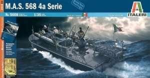 Italeri 5608 M.A.S 568 4a Serie