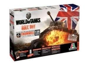 Italeri 56504 WOT British Tank Cromwell