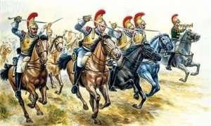 Italeri 6003 French Heavy Cavalry
