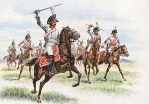 Italeri 6007 Pruska kawaleria - Wojny napoleońskie