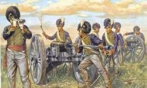 Italeri 6041 British Artillery
