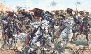 Italeri 6052 Brytyjscy Huzarzy - wojna krymska