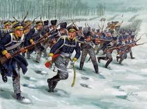 Italeri 6067 Prussian Infantry