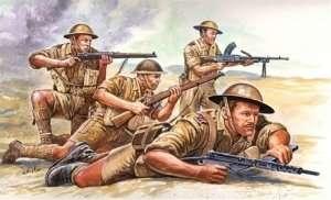 Italeri 6077 Figurki - British 8th Army