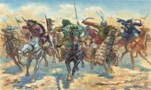 Italeri 6126 Figurki - arabscy wojownicy