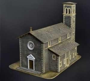Italeri 6174 Kościół