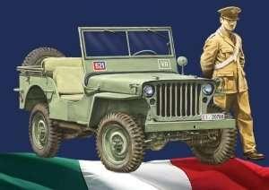 Italeri 6355 Jeep Arma dei Carabinieri