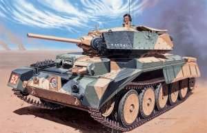 Italeri 6432 Crusader Mk. I