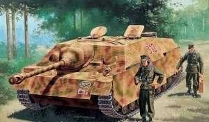 Italeri 6488 Sd.Kfz.162 Jagdpanzer IV Ausf. F L/48 late
