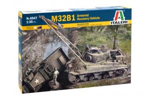 Italeri 6547 M32B1 ARV wóz zabezpieczenia technicznego