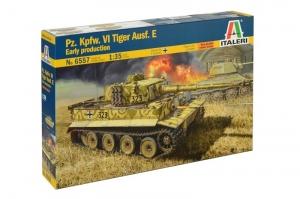 Italeri 6557 Czołg Pz.Kpfw. VI Tiger Ausf.E model 1-35