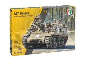 Italeri 6580 M7 Priest działo samobieżne