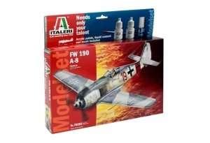 Italeri 70392 - Zestaw modelarski - Fw 190 A-8