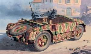 Italeri 7053 ABM 42 with 47/32 AT gun