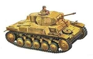 Italeri 7059 Pz.Kfw.II Ausf.F