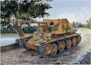 Italeri 7060 Sd.Kfz. 138 Panzerjager Marder III Ausf. H