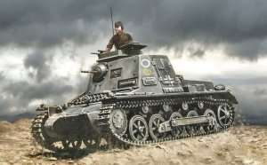 Italeri 7072 Sd.Kfz.265 Panzerbefhelswagen