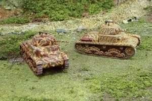 Italeri 7517 Carro Armato M13/40 - 2 modele