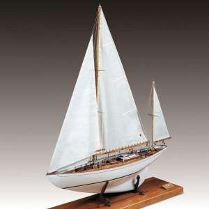 Jacht Dorade 1931 - Amati 1605 - drewniany model w skali 1:20
