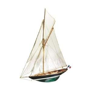 Jacht Pen Duick Artesania 22418 drewniany statek 1-28