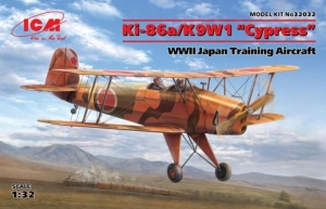 Japoński samolot szkoleniowy Ki-86a ICM 32032