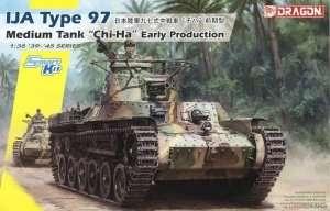 Japoński czołg średni Type 97 Chi-Ha Dragon 6870