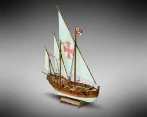 Karawela Nina - Mamoli MM16 - drewniany model w skali 1-106