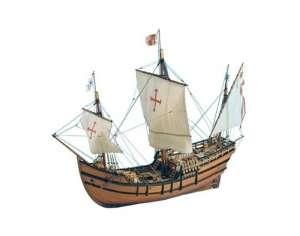 Karawela Pinta - Artesania 22412 drewniany statek skala 1-65