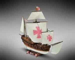Karawela Pinta - Mamoli MM15 - drewniany model w skali 1-106