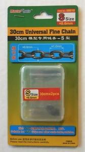 Łańcuch S 2szt 0,6mm 30cm Trumpeter 08010