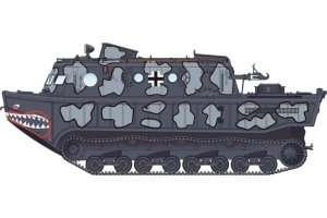 Landwasserschlepper LWS - model Hobby Boss 82919