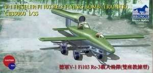 Latajaca bomba V-1 Fi103 Re 3 Piloted Flying Bomb Bronco 35060