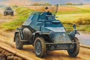 Leichter Panzerspahwagen - Hobby Boss 80149