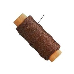 Lina bawełniana brązowa 0,15mm - 40m - Artesania 8805