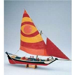 Łódź rybacka Felucca 1887 - Amati 1560 - drewniany model
