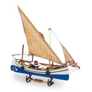 Łódź rybacka Palma Nova Artesania 19002 drewniany statek 1-25