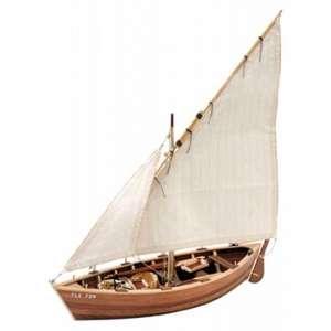 Łódź rybacka Provencale Artesania 19017 drewniany statek 1-20