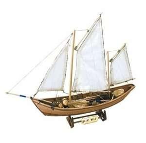 Łódź rybacka Saint Malo Artesania 19010 drewniany statek 1-20