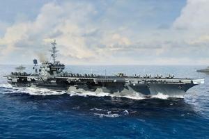 Lotniskowiec USS Kitty Hawk CV-63 Trumpeter 06714