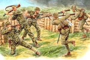 MB 3544  Walka ręka w rękę Tarawa